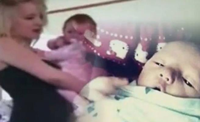 Bebeğini açlıktan öldüren kadın yine hamile!
