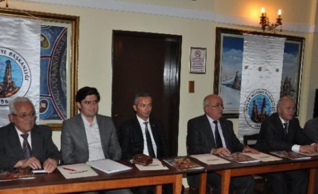 Belediye Başkanı Yıldız, Gazetecilerle Buluştu