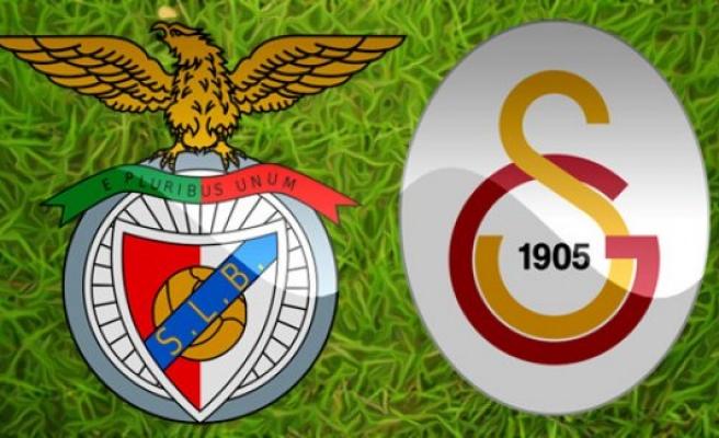 Benfica-Galatasaray maçı ne zaman saat kaçta hangi kanalda?