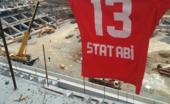 Beşiktaş'ta 'Stat Abi' hatıratı