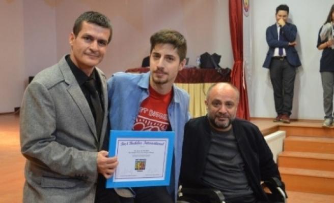 Best Buddıes Turkey'in 850 Bininci Gönüllüsü Tekirdağ'ın Saray İlçesinden Çikti