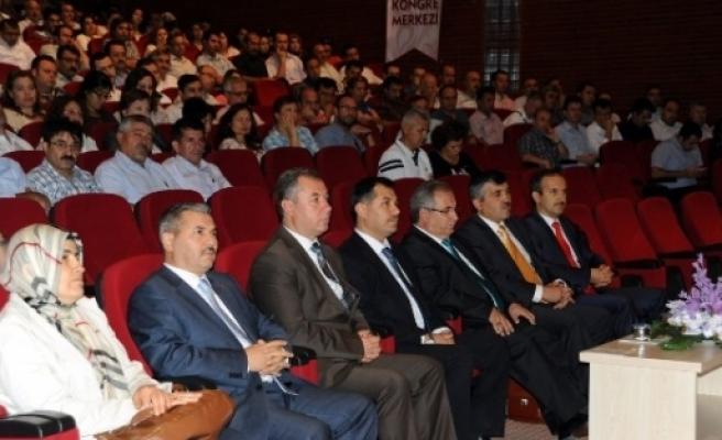Bilecik'te Eğitim Öğretim Yılı Hazırlıkları Toplantısı Yapıldı