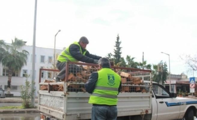 Bodrum Belediyesi'nden İhtiyaç Sahiplerine Yardım