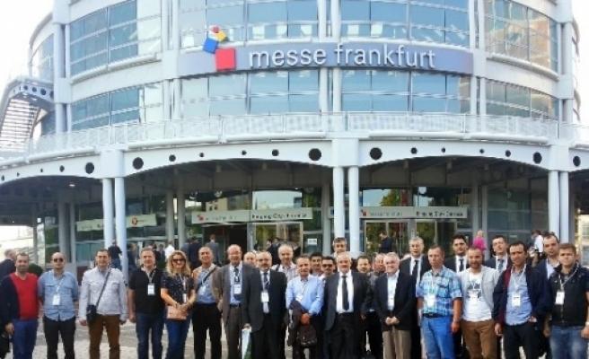 Btso Üyeleri Automechanıka'nın Nabzını Tuttu
