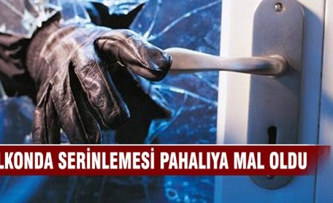 Bursa'da balkonda serinlemesi pahalıya mal oldu
