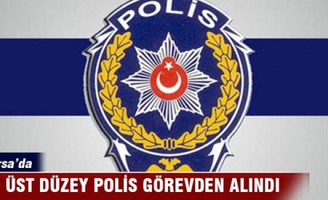 Bursa'da FETÖ soruşturmasında 51 üst düzey polis gözaltına alındı