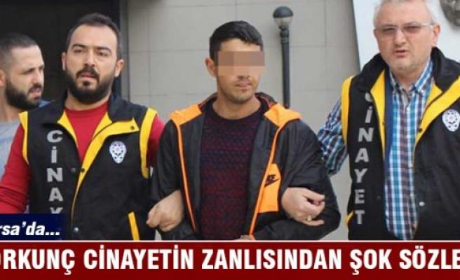 Bursa'da tuğlaya oturma cinayetinin sebebi uyuşturucu