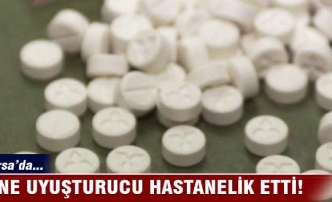 Bursa'da uyuşturucu her gün birini hastanelik ediyor!