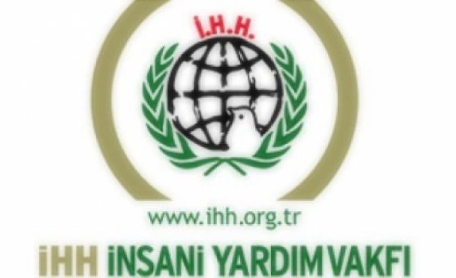 Bursa İHH'dan Suriyelilere eğitim