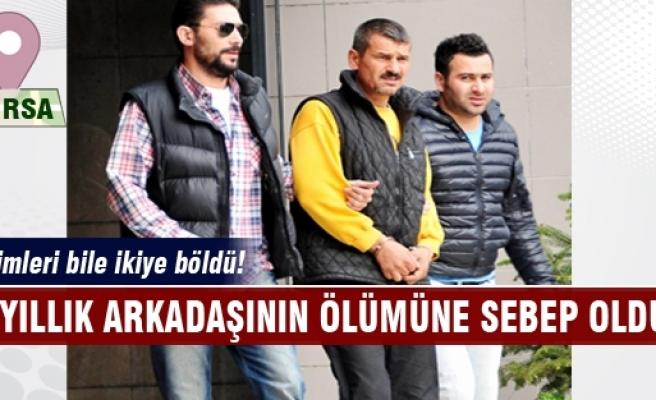 Bursa'da bir garip dava!