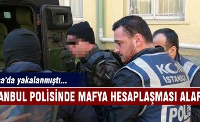 Bursa'da yakalanmıştı... İstanbul polisinde mafya hesaplaşması alarmı!