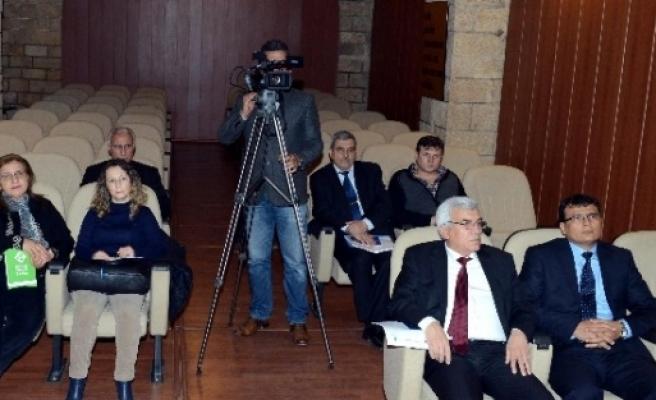 Büyükşehir İş Sağlığı Ve Güvenliği Kurulu Toplantısı Yapıldı