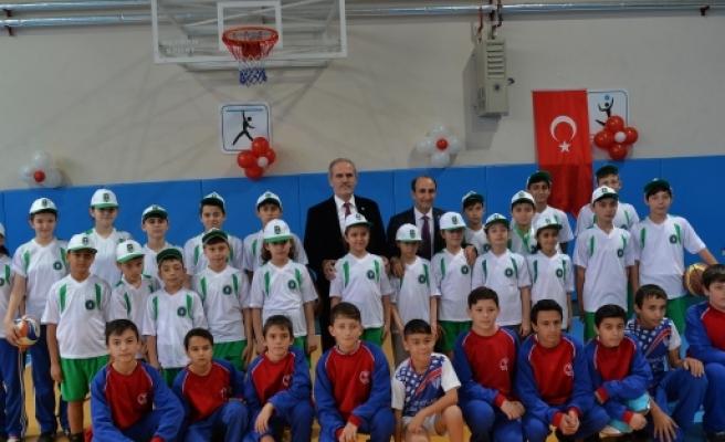 Büyükşehir'den bir spor salonu daha