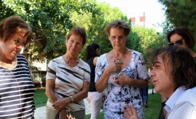 Çanakkaleli Kadınlar Çömlek Yaptı