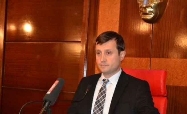 Çerkezköy Belediye Başkanı Akay'a Tam Yetki