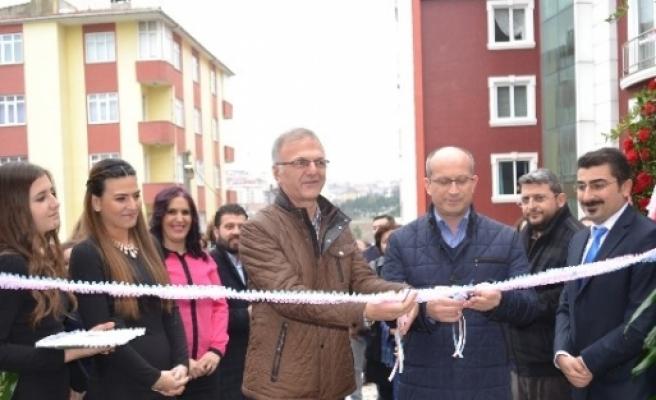 Çerkezköy'ün Tek Psikolojik Destek Veren Kreşi Açıldı