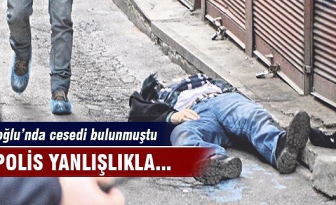Cesedi bulunan polis yanlışlıkla kendini vurmuş!