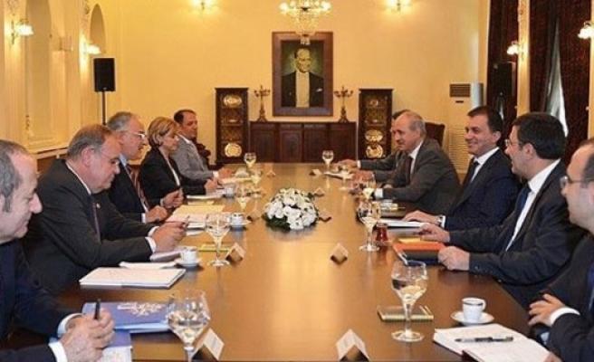 CHP-AK Parti görüşmesi sona erdi