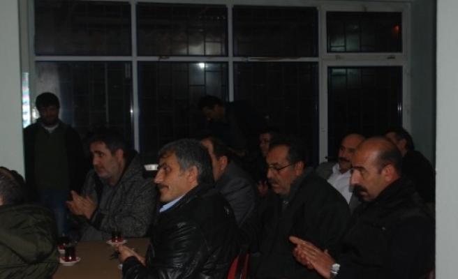 Chp Çerkezköy İlçe Teşkilatı Bağlık Mahallesi'nde Dert Dinledi