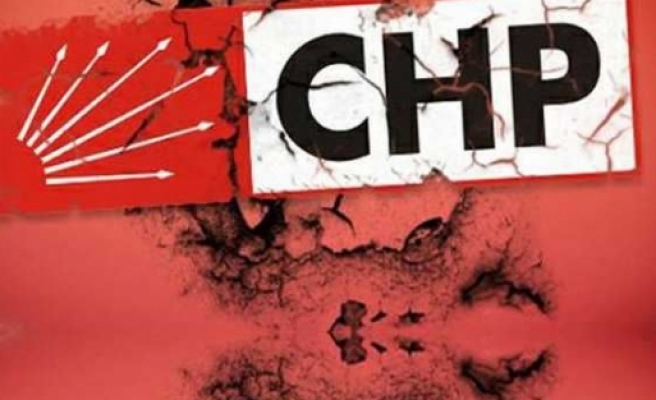 CHP İl yönetimi görevden alındı