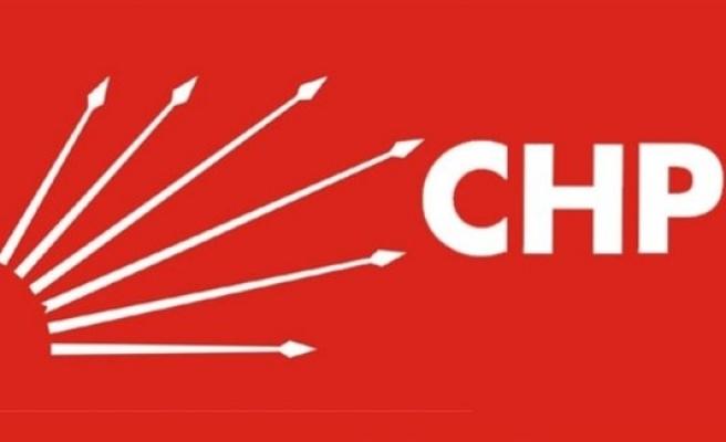 CHP'den flaş karar…