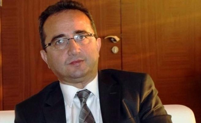 CHP'Lİ TECZAN, AYDIN'DAKİ MAL PAYLAŞIMINI MECLİS'E TAŞIDI