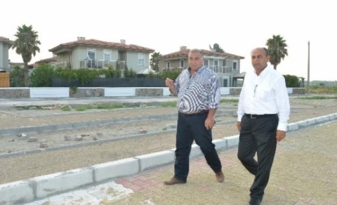 Çiğli Belediyesi'nden Sasalı'ya Üç Park