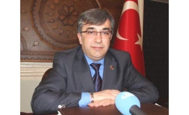 Cingil AK Parti'den istifa etti