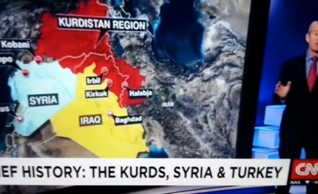 CNN o haritada ''Hata yok'' dedi