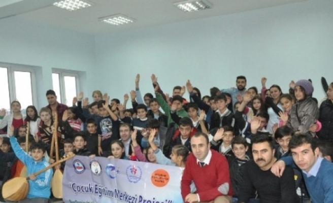 Çocuk Eğitim Merkezi Projesi Devam Ediyor