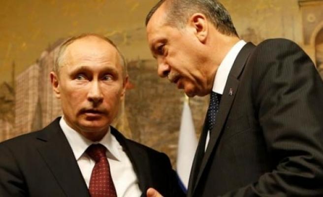 Cumhubaşkanı, Putin'in yüzüne söylemiş!