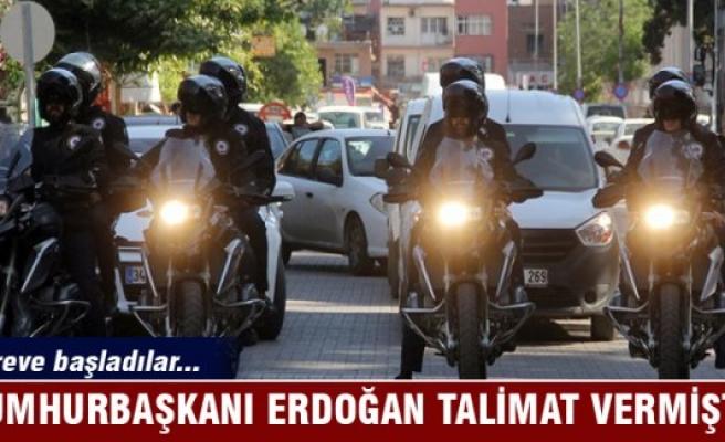 Cumhurbaşkanı Erdoğan talimat vermişti