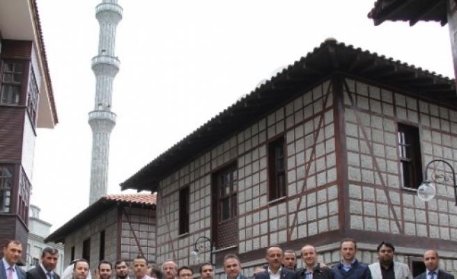Cumhurbaşkanı Erdoğan'ın Babaocağı Güneysu Adeta Yeniden İmar Edilecek