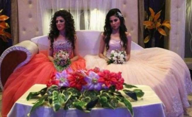 Damatsız düğün dönemi...