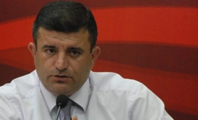 Dardanel-diyarbakır Maçına Protesto Engeli