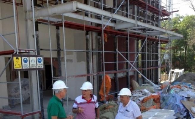 Datça Kültür Merkezi İçin Proje Araştırması