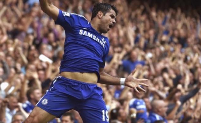 Diego Costa Hat-trick yaptı