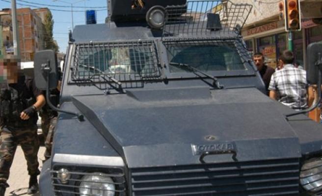 Diyadinde PKK operasyonu!