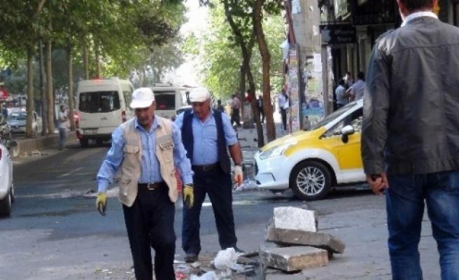 Diyarbakır'da Hayat Kısmen Normale Döndü