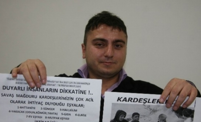 Diyarbakırlılar Suriyeli Ailelerle Kardeş Olacak
