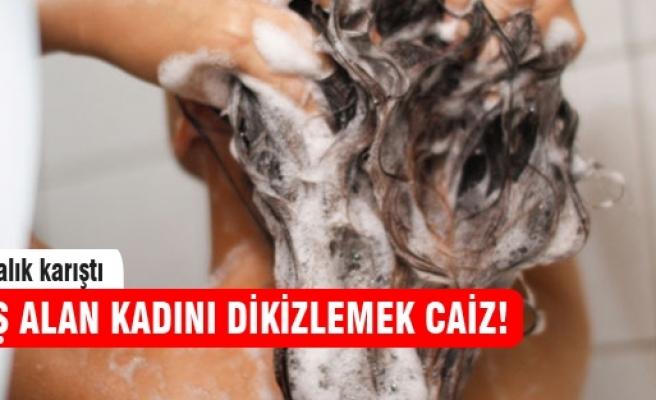 Duş alan kadını dikizlemek caiz fetvasına tepki