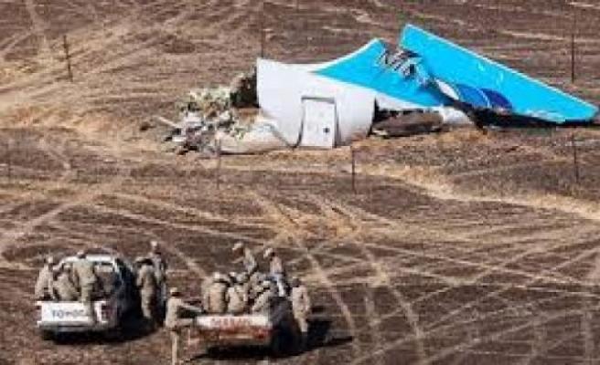 """Düşen uçak için """"bomba"""" iddiası"""