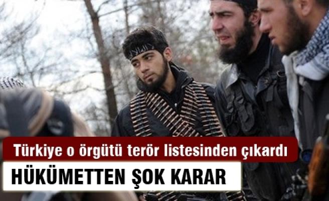 El Nusra terör örgütü listesinden çıkarıldı