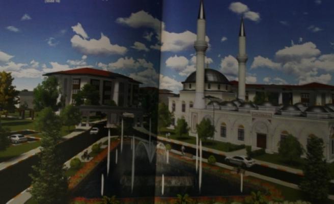 En büyük din eğitimi külliyesi Bursa'da inşa edilecek!