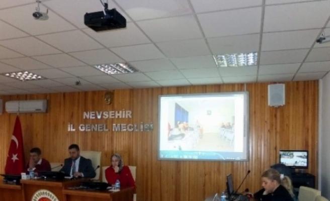 Engelilerin Yaşadıkları Sorunlarla İlgili İl Genel Meclis Üyelerine Brifing Verildi