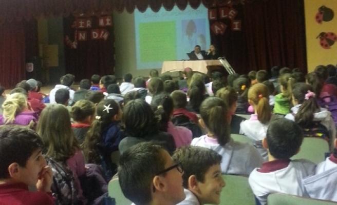 Engeller Bursa'da çocuklarla aşılacak