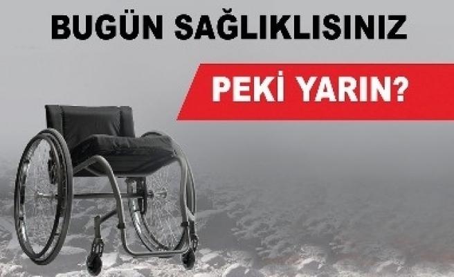 Engelliler Günü'ne Anlamlı Etkinlik