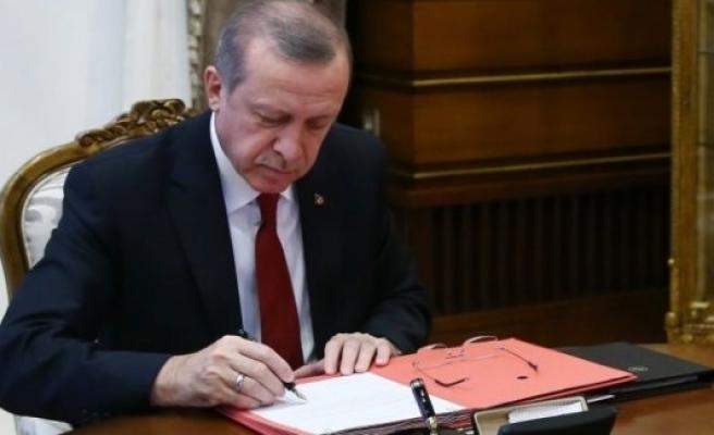 Erdoğan'dan flaş onay!