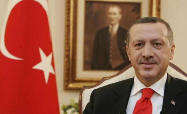Erdoğan'dan ilk tweet!