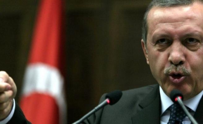 Erdoğan'dan Moodys ve Fitch'e eleştiri